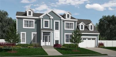 Goshen Single Family Home For Sale: The Estates At Rolling Ridge Lot 1