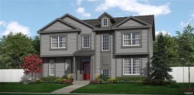 Goshen Single Family Home For Sale: The Estates At Rolling Ridge Lot 3