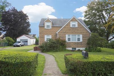 Hawthorne Single Family Home For Sale: 143 Warren Avenue
