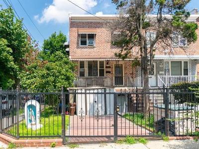 Bronx Multi Family 2-4 For Sale: 2701 Latting Street