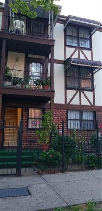 Bronx Condo/Townhouse For Sale: 899 Prospect Avenue #C