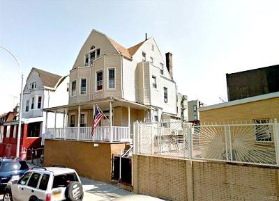 Multi Family 2-4 For Sale: 332 East 187th Street
