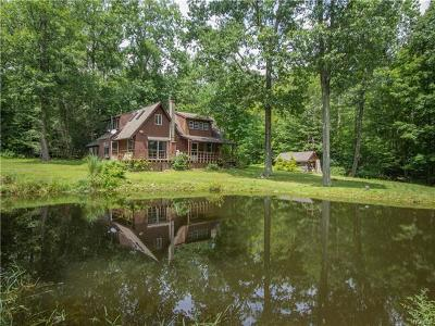 Mountain Dale Single Family Home For Sale: 439 Church Road