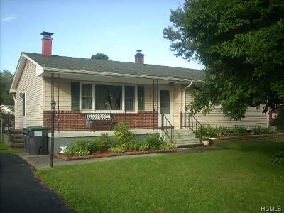 Westbrookville Single Family Home For Sale: 4 Maple Lane