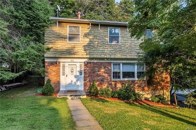 Dobbs Ferry Single Family Home For Sale: 38 Luzern Road