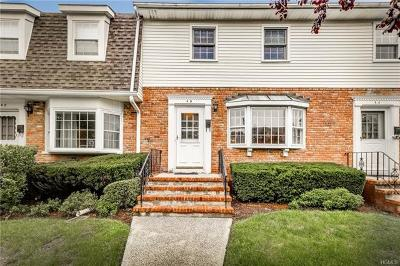 Rockland County Condo/Townhouse For Sale: 4 Somerset Drive #B
