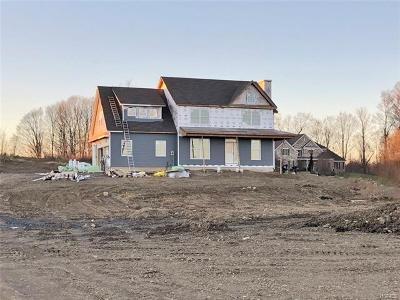 New Paltz Single Family Home For Sale: 49 Le Fevre Lane