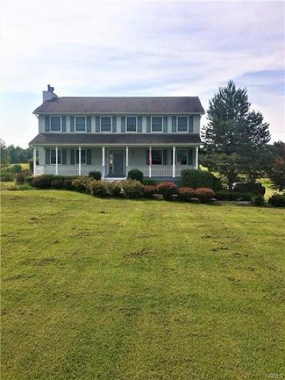 Campbell Hall Single Family Home For Sale: 2639 St Hwy 207