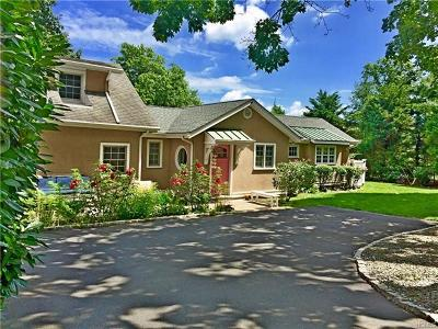 Nyack Single Family Home For Sale: 26 River Road