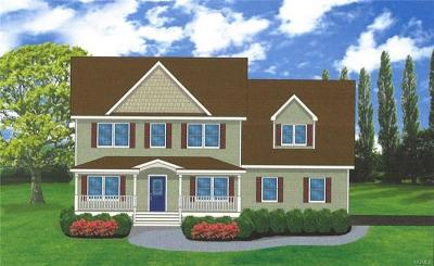 New Windsor Single Family Home For Sale: Lot# 3 Shalimar Drive