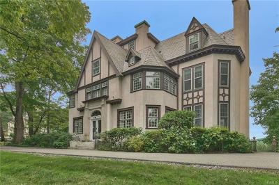 Tuxedo Park Single Family Home For Sale: 24 Tower Hill Road East