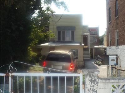 Bronx Multi Family 2-4 For Sale: 523 Underhill Avenue