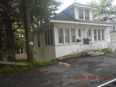 Monticello NY Single Family Home Sold: $41,250
