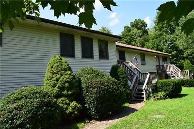 Multi Family 2-4 For Sale: 57 Oak Hill Road #1