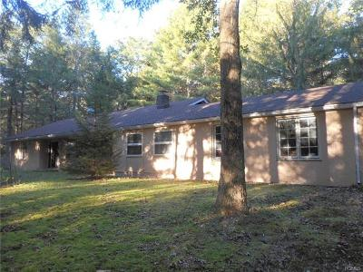 Single Family Home For Sale: 90 Upper Lumber Road