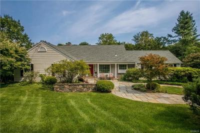 Chappaqua Single Family Home For Sale: 22 Westorchard Road