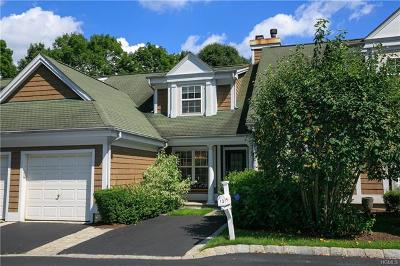 Briarcliff Manor, Pleasantville Condo/Townhouse For Sale: 13 Deer Tree Lane