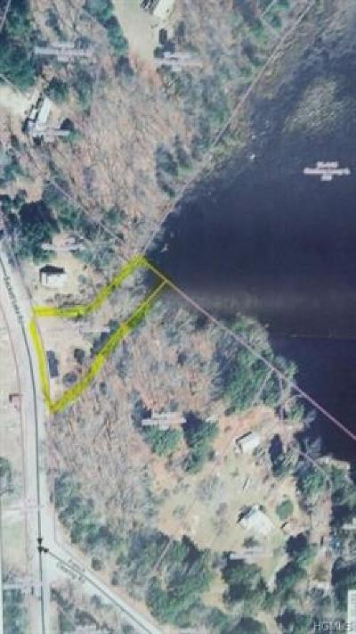 Forestburgh Residential Lots & Land For Sale: 1245 Sackett Lake Road