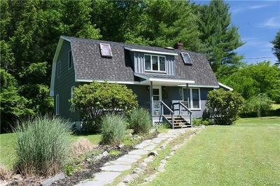 Callicoon, Callicoon Center Single Family Home For Sale: 3814 State Route 17b