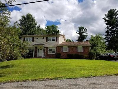 Rockland County Single Family Home For Sale: 27 Tioken Road