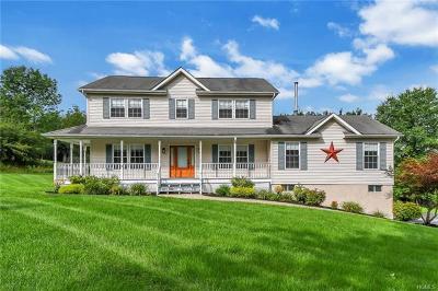 Slate Hill Single Family Home For Sale: 261 Guinea Hill Road