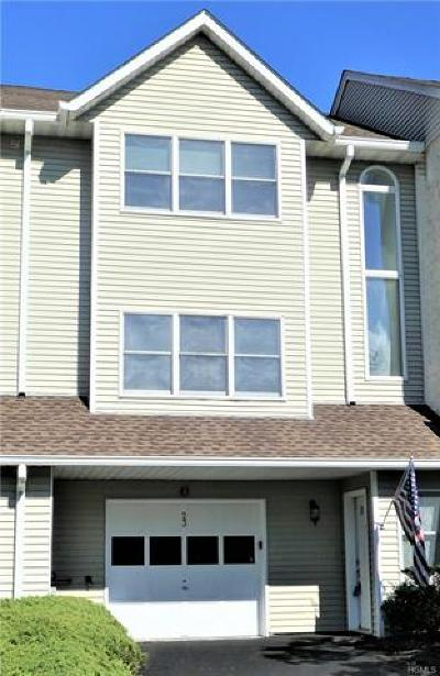 Congers Condo/Townhouse For Sale: 23 Kevin Court
