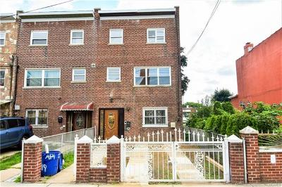 Bronx Single Family Home For Sale: 1012 East 220th Street