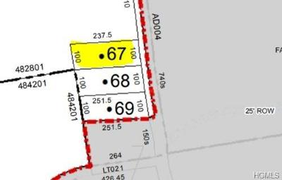 Residential Lots & Land For Sale: Hasbrouck Dr Tr 89
