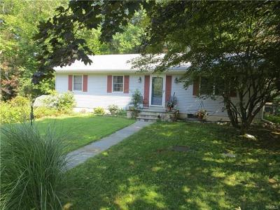 Pine Bush Single Family Home For Sale: 22 Martin Street