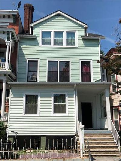 Haverstraw Multi Family 2-4 For Sale: 24 First Street