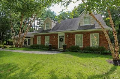 Single Family Home For Sale: 69 Demarest Mill Road