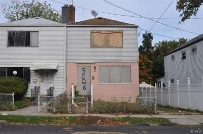 Bronx Single Family Home For Sale: 3026 Ely Avenue