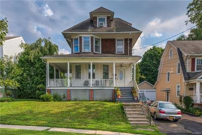New Rochelle Single Family Home For Sale: 308 Mayflower Avenue