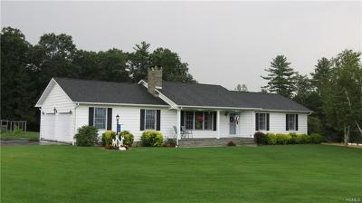Narrowsburg Single Family Home For Sale: 190 Mohn Road