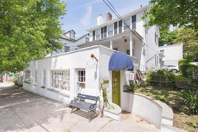 Irvington Single Family Home For Sale: 123 Main Street