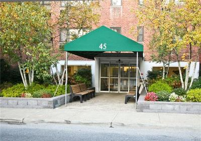 Westchester County Co-Operative For Sale: 45 East Hartsdale Avenue #4F