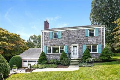 Westchester County Single Family Home For Sale: 540 Anderson Hill Road