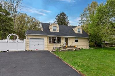 Single Family Home For Sale: 950 Chestnut Ridge Road