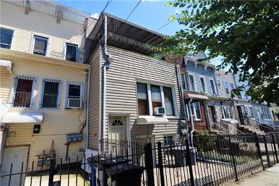 Bronx Single Family Home For Sale: 2064 Arthur Avenue