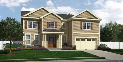 Goshen Single Family Home For Sale: The Estates At Rolling Ridge Lot 9