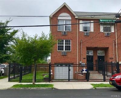 Bronx Multi Family 2-4 For Sale: 1876 Seward Avenue