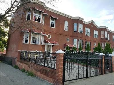 Bronx Multi Family 2-4 For Sale: 1021 Tiffany Street