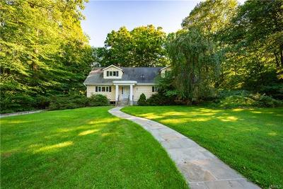 Armonk Single Family Home For Sale: 11 Laurel Hill Place