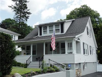 Cortlandt Manor Single Family Home For Sale: 27 Conklin Avenue