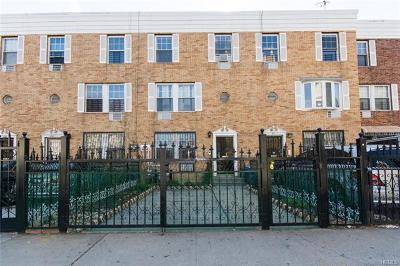 Multi Family 2-4 For Sale: 436 East 145th Street