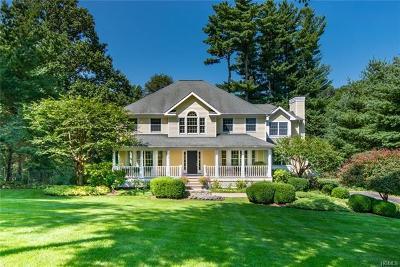 Cross River Single Family Home For Sale: 72 Lambert Ridge