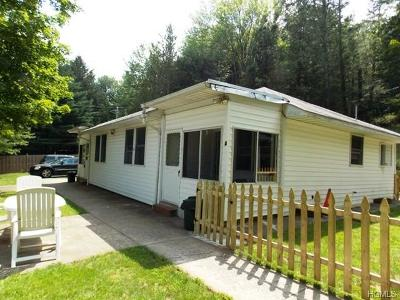 Loch Sheldrake NY Multi Family 2-4 For Sale: $72,500