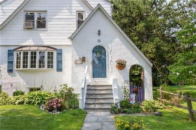 Hartsdale Single Family Home For Sale: 2 Tennyson Street