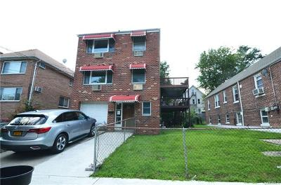 Bronx Multi Family 2-4 For Sale: 825 Revere Avenue