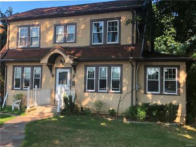 Elmsford Single Family Home For Sale: 38 North Lawn Avenue